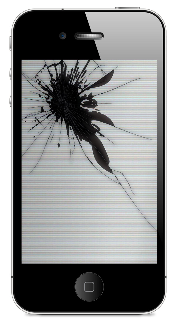 iPhone-4-cracked